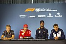 Austrian GP: Thursday's press conference