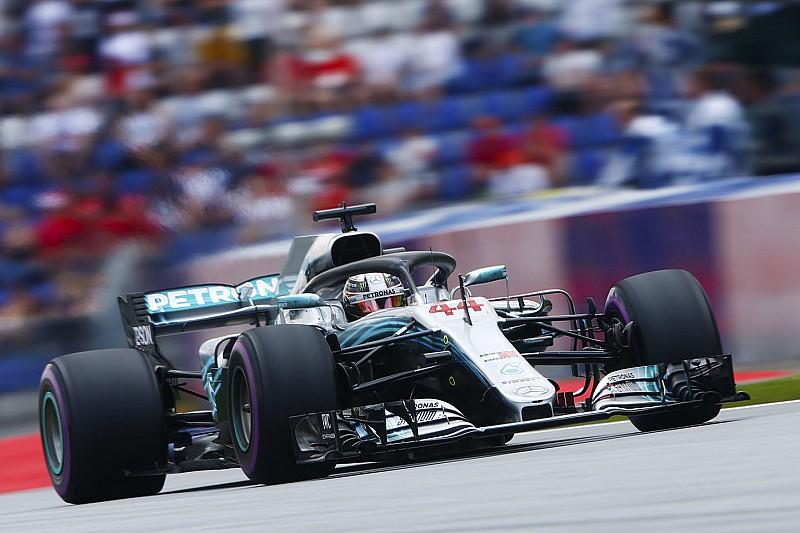 Mercedes доработала топливный насос после схода Хэмилтона в Австрии