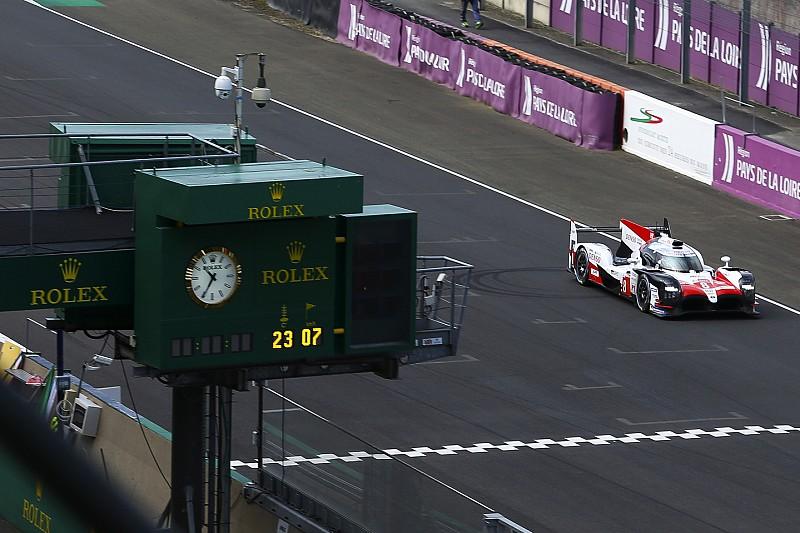 Alonso maradt az élen Le Mans-ban a Toyotával