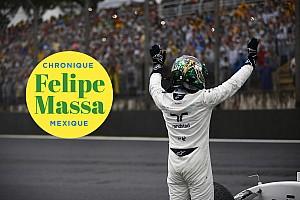 Formule 1 Chronique Chronique Massa - Non, je ne regrette rien!