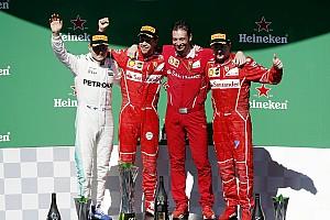 Forma-1 Interjú Clear: A Ferrari megmutatta, hogy még mindig versenyképes