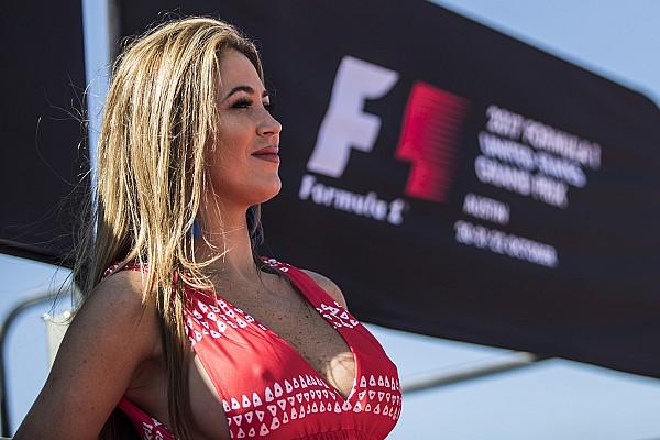 Формула 1 Самое интересное Грид-герлз. Самая красивая галерея прошедшего сезона