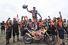 Dakar Dakar-Sieger Matthias Walkner: