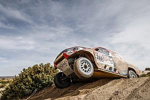 Dakar Rapport d'étape Autos, étape 11 - Première victoire pour Ten Brinke