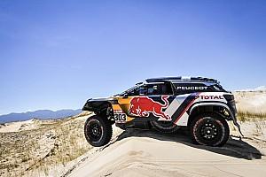 Sainz acaricia su segundo Dakar tras el descalabro de Peterhansel