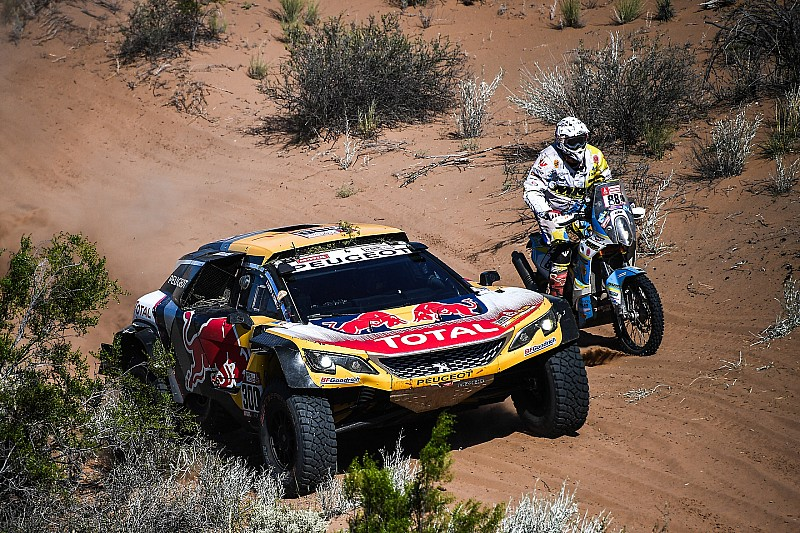 Teilnehmer einig: Rallye Dakar 2018 die härteste in Südamerika