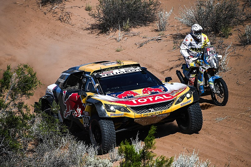 Dakar Rally confirms Peru route despite recent doubts