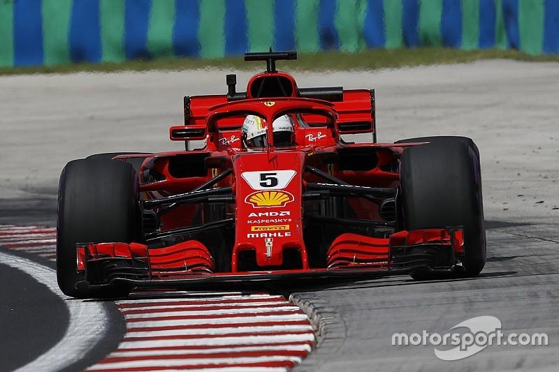 Hungaroring, Libere 2: Vettel bene in qualifica, ma Verstappen è vicino