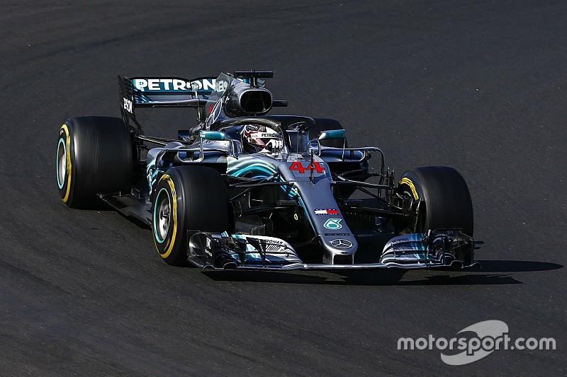 Mercedes pense avoir résolu ses problèmes lors des fortes chaleurs