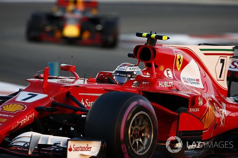 Brundle: Raikkonen'in hızı üst sıralar için yeterli değildi