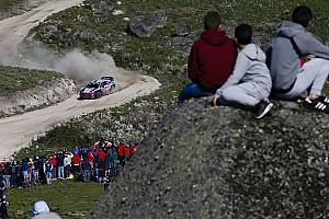 WRC Resumen de la etapa Neuville está a un día de la victoria en Portugal