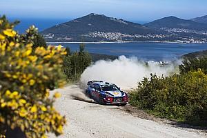 WRC Rapport d'étape ES13 à 15 - Neuville en leader confortable avant la dernière étape
