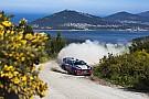 WRC Neuville cierra un accidentado viernes en Portugal como líder