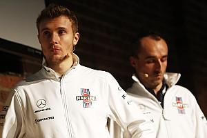 F1 Noticias de última hora Entusiasmado, Sirotkin dice estar