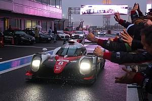 WEC Race report WEC Fuji: Toyota jaga peluang rebut juara dunia