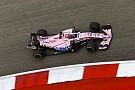 F1 Sergio Pérez culpa a Magnussen por la clasificación