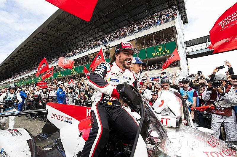 """Toyota win on """"higher level"""" than other Le Mans triumphs - Alonso"""