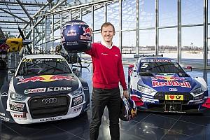 DTM Noticias Mattias Ekström se despedirá del DTM corriendo en Hockenheim