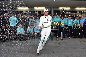 Formule 1 Statistiques Stats - Hamilton accroche Bakou à son tableau de chasse