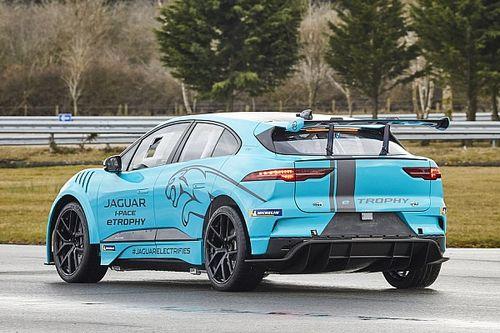 A Berlino l'atteso debutto del Jaguar I-PACE eTrophy
