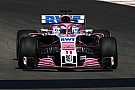 Fórmula 1 Perez revela que Force India tem dificuldades com downforce