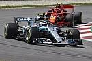 Formule 1 Bottas désire une prolongation