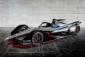 Formula E Breaking news Nissan unveils livery for 2018/19 Formula E entry