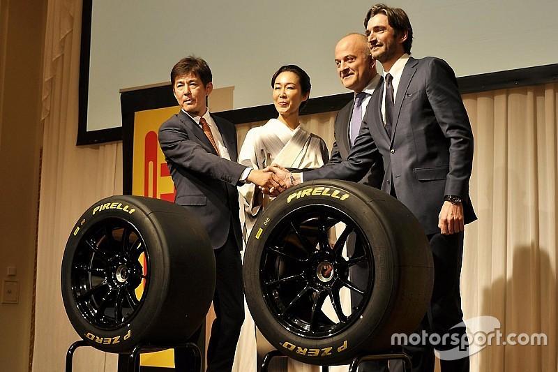 ピレリ、2018年からスーパー耐久のワンメイクタイヤサプライヤーに決定