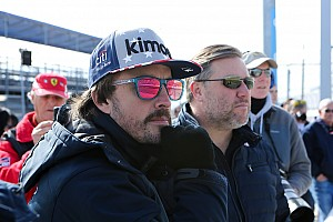F1 Noticias de última hora Zak Brown considera a Scott Dixon tan talentoso como Alonso