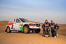 Isidre Esteve y el Repsol Rally Team sueñan con entrar en la élite del Dakar