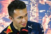 Alex Albon competirá con Red Bull en el DTM 2021