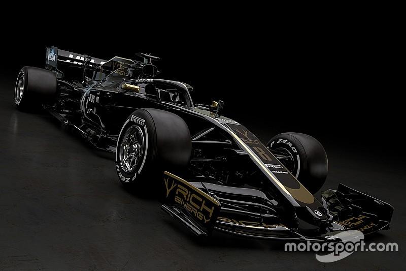 Haas першою серед усіх команд Ф1 показала ліврею нової машини