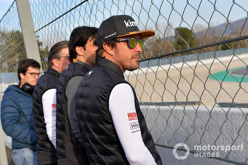 Alonso to test McLaren F1 car in new ambassador role