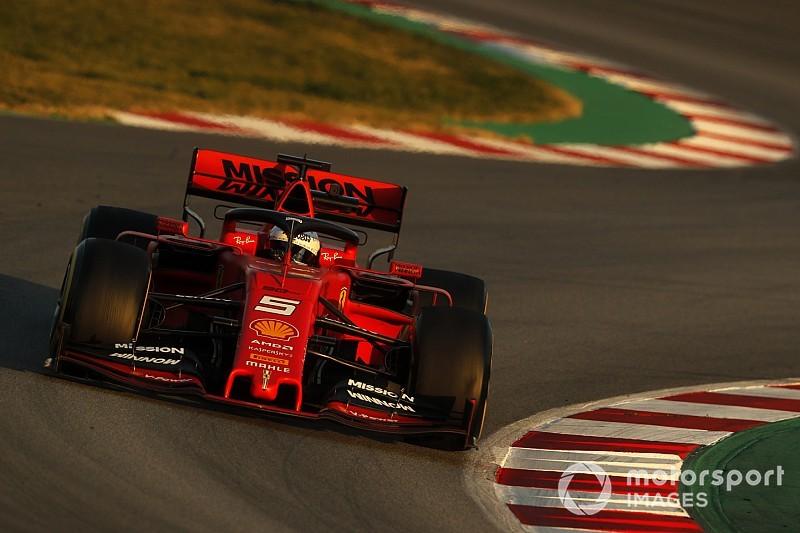 Fotogallery F1: gli scatti più belli della Ferrari nei test invernali 2019 del Montmeló