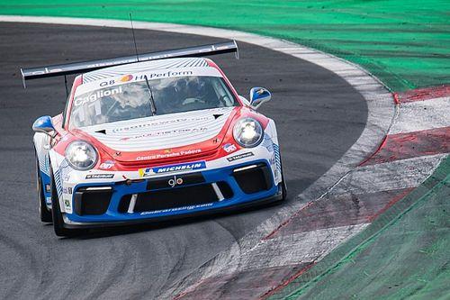 Carrera Cup Italia, Vallelunga: Caglioni artiglia la prima pole!