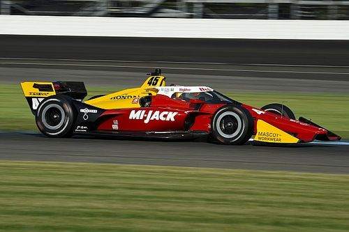Lundgaard makes 2022 IndyCar move in third RLL seat