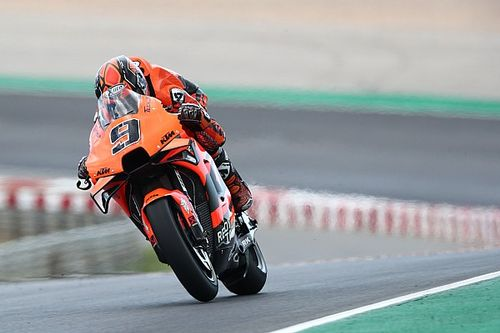 Petrucci zoekt naar goede balans na eerste puntenfinish met KTM