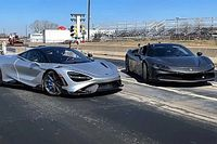 Megállíthatja-e a Ferrari SF90 Stradale a McLaren 765LT-t?