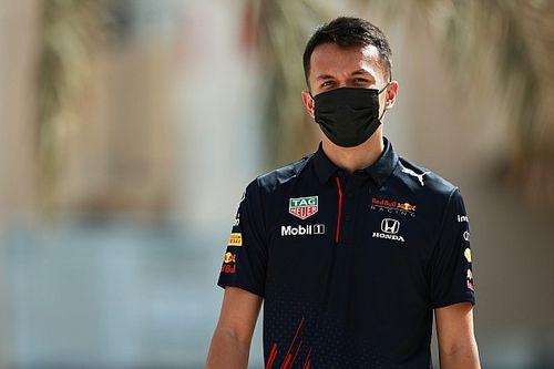 Albon revela el violento encuentro con un fan de Vettel