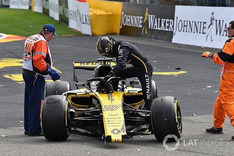 Az FIA szerint elegendő volt Hülkenberg büntetése az Olasz Nagydíjra
