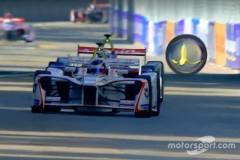 Fórmula E vira Mario Kart em novo vídeo
