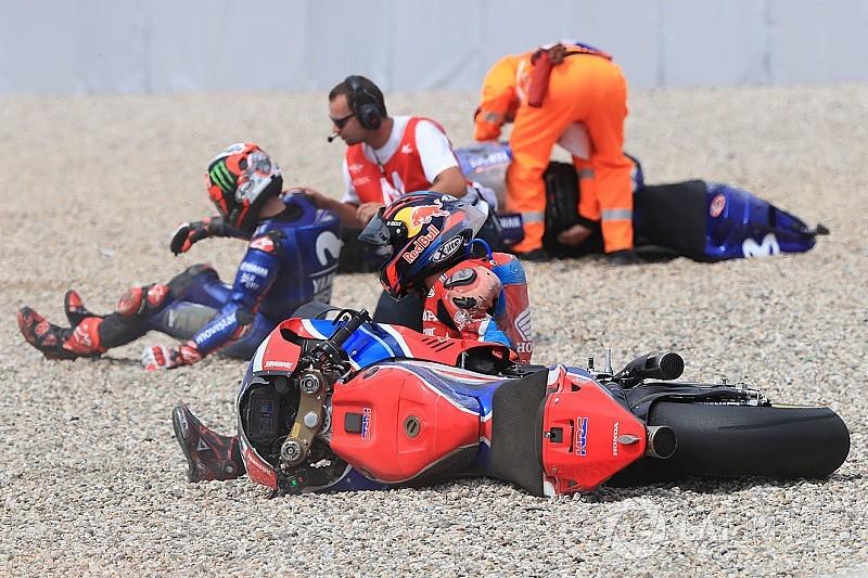Viñales mist Brno-test vanwege pijnlijke schouder