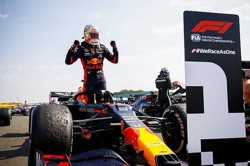 """Verstappen, """"la abuela"""", asegura que no vio venir su triunfo"""