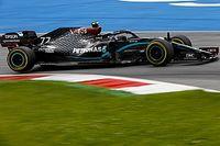 """Mercedes: """"Bien trop tôt pour se prononcer, mais c'est pas mal"""""""