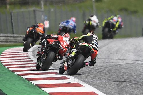 "Two races at one track ""not pure"" MotoGP – Espargaro"