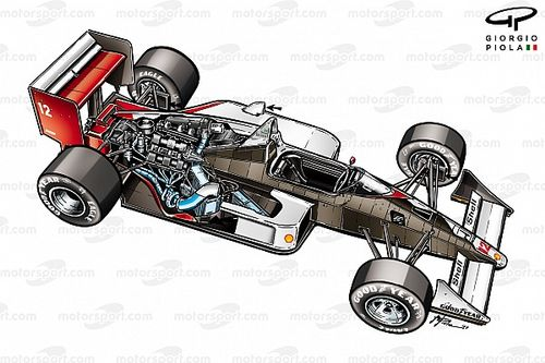 The fascinating story behind McLaren's most iconic F1 car