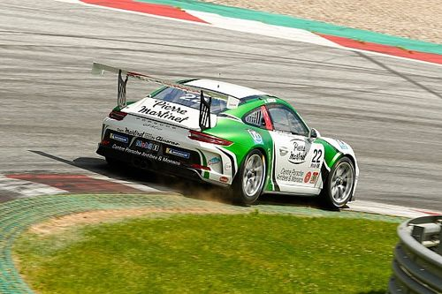 Porsche Supercup Red Bull Ring: Ayhancan antrenmanda 2. oldu