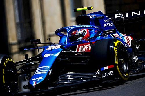 Esteban Ocon signs new Alpine F1 deal until 2024