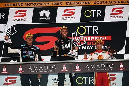 The Bend Supercars: Heimgartner wins despite penalty