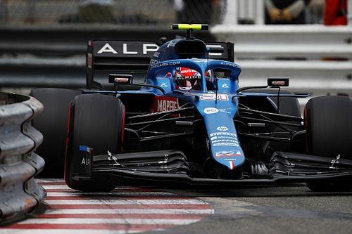 Officiel - Esteban Ocon prolonge avec Alpine